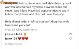 """Bobrisky Says :- """"I'Ve Been A Fan Of Wizkid Since I Was 16, And I Won'T Be Able To Fight Back My Emotions When I Finally Get To Speak With Him."""""""