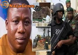 The Dss Responds To A Court Order To Pay N20 Billion To Igboho