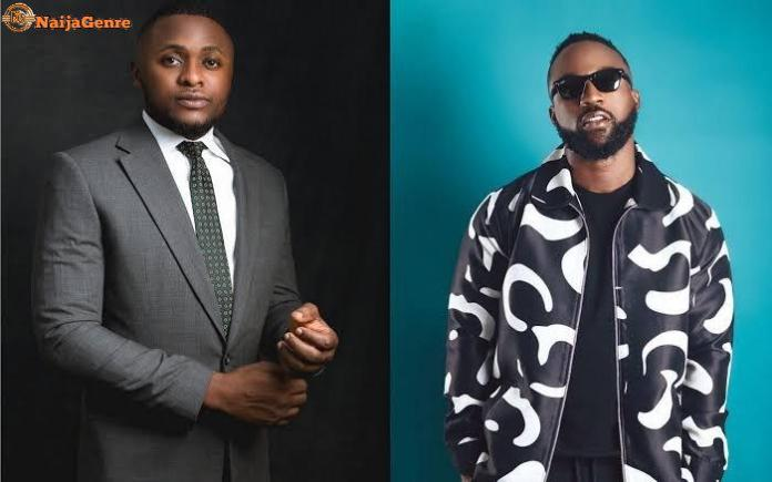 After A Five-Year Separation, Iyanya And Ubi Franklin Have Reconciled And Are Back In Businessafter A Five-Year Separation, Iyanya And Ubi Franklin Have Reconciled And Are Back In Business