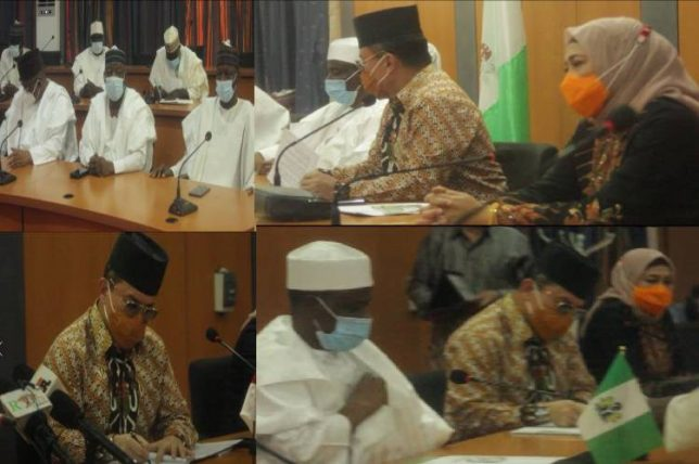 indonesia seek partnership with sokoto state government