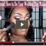 Bridal Makeup Tutorials: How to Do Your Wedding Face Makeup by Yourself (Video)