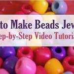 How to Make Beads Jewelry in Nigeria: Bead-Making Step by Step (Video Tutorial)