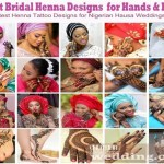 100 Unique Bridal Henna Designs for Hands and Feet: Laali Pictures for Nikah and Hausa Weddings