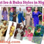 100 Latest Iro and Buba Styles Including Oleku and Tulip Styles (Pictures)