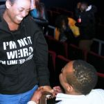 Surprise Marriage Proposal in a Packed London Cinema: Cyril and Dorcas Are Engaged!