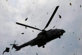 13 soldiers killed as 2 helicopters collide during military operation
