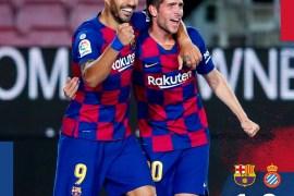 Barcelona vs Espanyol 1-0 Download