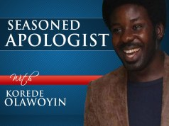 Seaoned Apologist with Korede Olawoyin