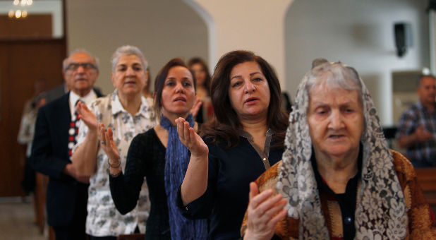 Christians in Baghdad
