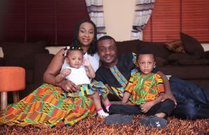 Nathaniel Bassey and Family