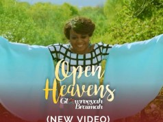 Video: Glowreeyah Braimah – Open Heavens