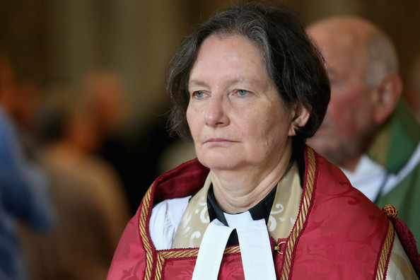 First Female Bishop of Bristol,