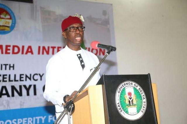 Delta State Governor, Sen. Ifeanyi Okowa