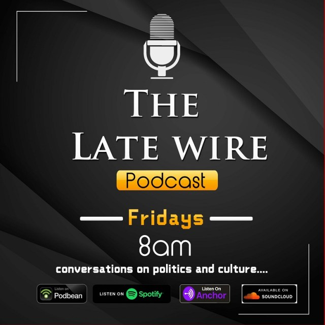 the late wire podcast