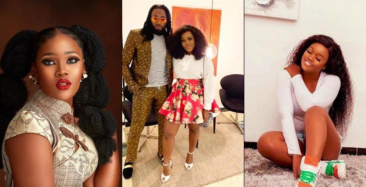 Cee C and Uti Nwachukwu