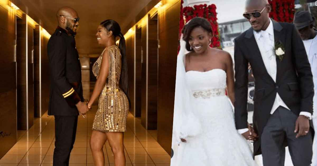 Annie Idibia pens sweet words to her husband, Tuface as they celebrate  their wedding anniversary ⋆ Naijahotstars