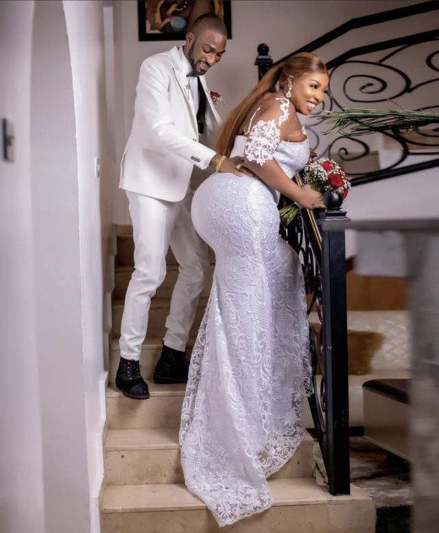 Anita Joseph and her husband 2