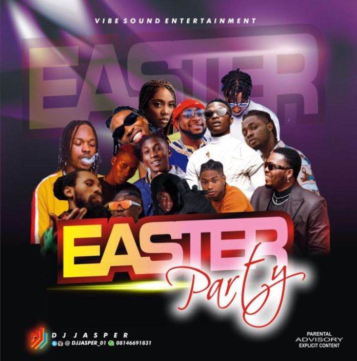 DJ Jasper – Easter Party