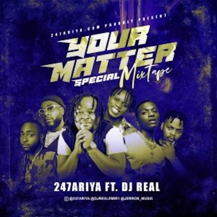 DJ Real – Your Matter Special Mix