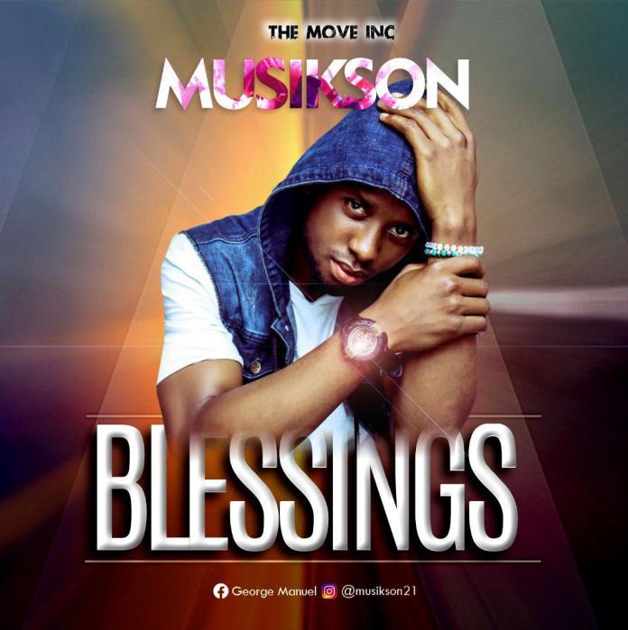 Muzikson - Blessings