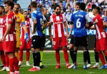 Atletico Madrid suffer shock loss to struggling Alaves