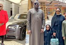Billionaire, Mompha gifts his kids iPhone 13 worth N1M each a day after release