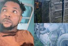 Singer, Oritsefemi involved in ghastly motor accident