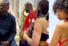 Video of married dancer, Janemena at Kpokpogri's house surfaces after Kpokpogri denied meeting Jane