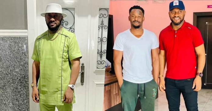 Yul Edochie names Zubby Michael as the richest actor in Nollywood