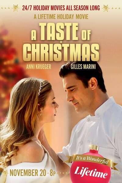 Movie A Taste Of Christmas 2020
