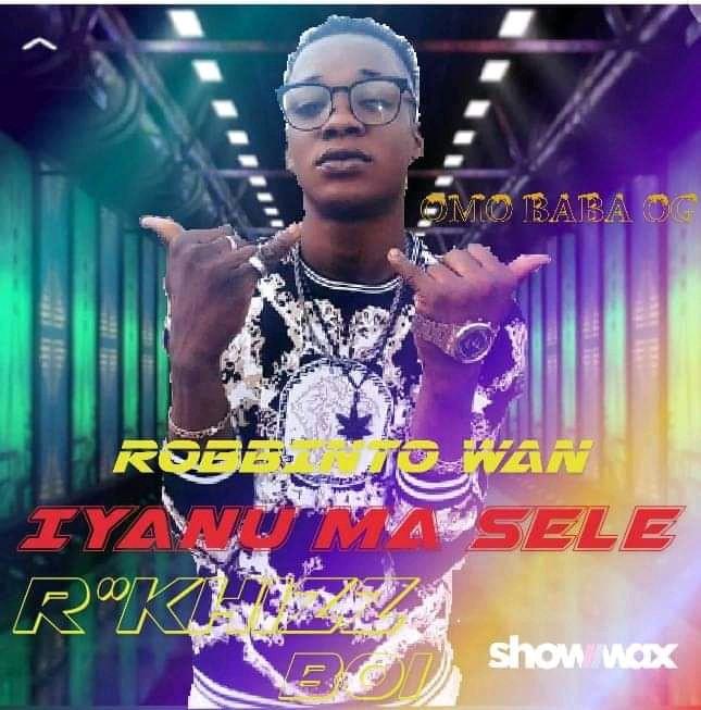 Robbinto Wan Iyanu Mashele