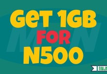1GB FOR N500