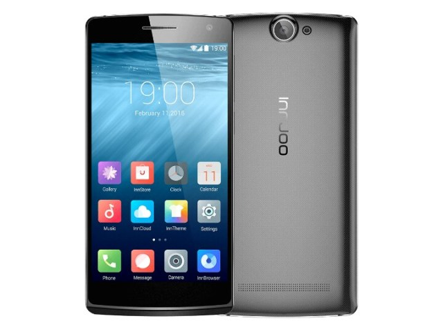 Android Phones With Over 4000mAh Battery InnJoo Max