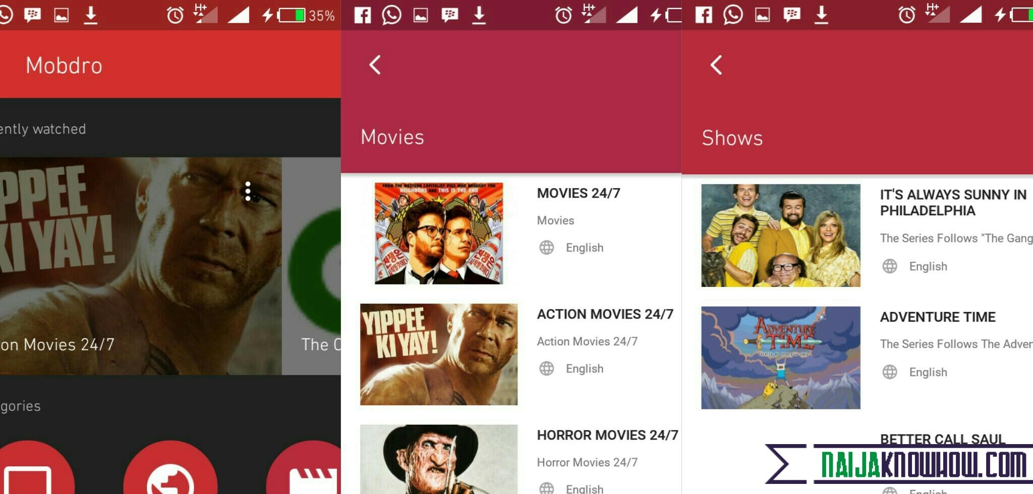 best movie app