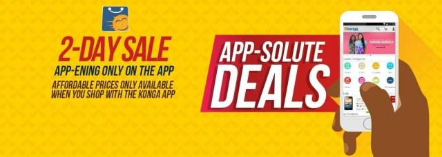 Konga Mobile App