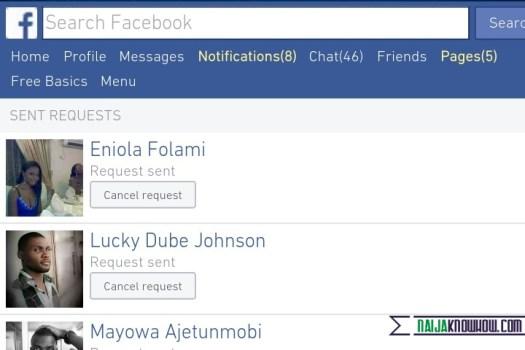 Facebook friends 4