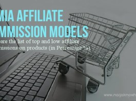 Jumia Affiliate Commission Models