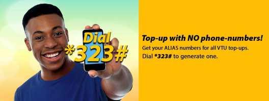 MTN VTU Alias Number