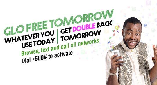 glo free tomorrow tariff plan