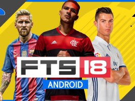 Download First Touch Soccer 2018 (FTS 18) APK & OBB Data FileFree