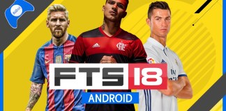 Download First Touch Soccer 2018 (FTS 18) APK & OBB Data File Free