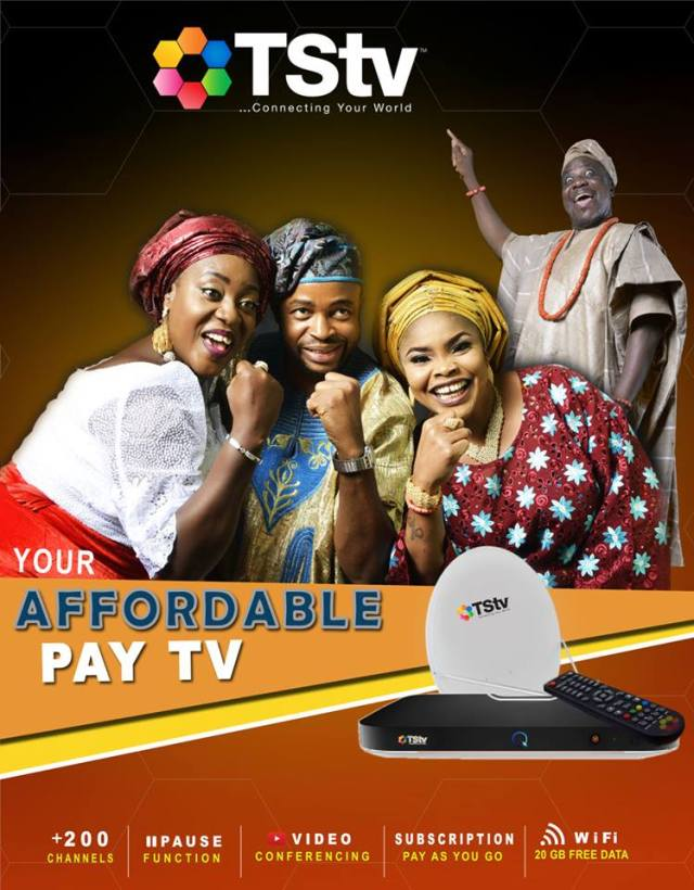 TSTv Pay Cable TV in Nigeria