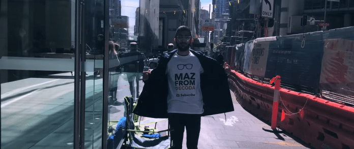 Apple fanboy set up camp outside Apple store to be the first person to buy iPhone X