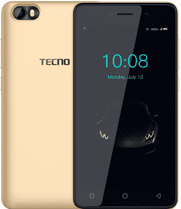 TECNO F1 Android Go Edition