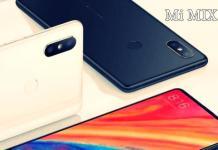Xiaomi Mi Mix 2s