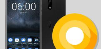 Nokia Android Oreo