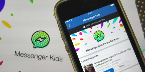 facebook messenger kids app