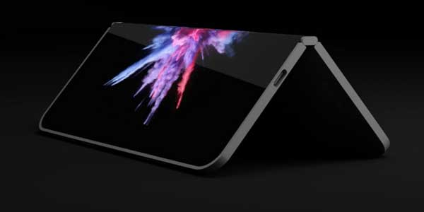 Microsoft Make Surface Phone with Foldable Screen