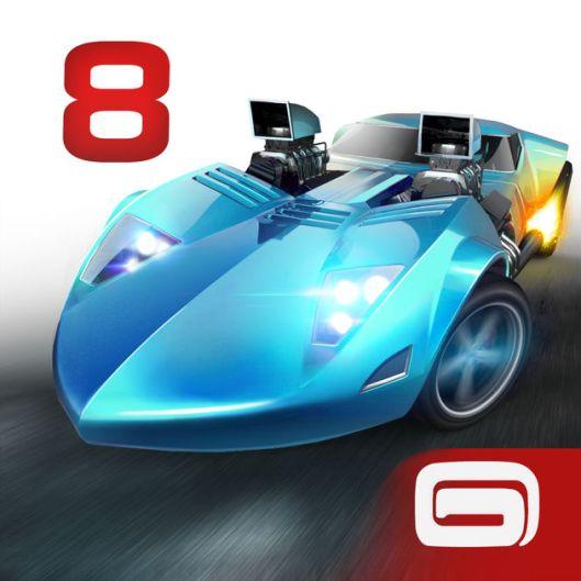 Asphalt Airborne 8 (offline iOS games)