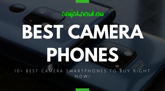 BEST CAMERA PHONES